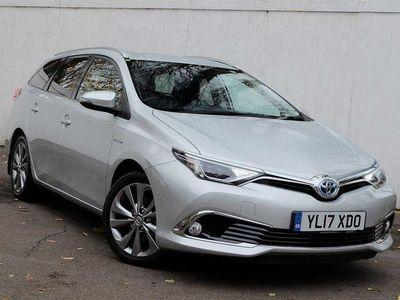 used Toyota Auris 1.8 Hybrid Excel Tss 5Dr Cvt
