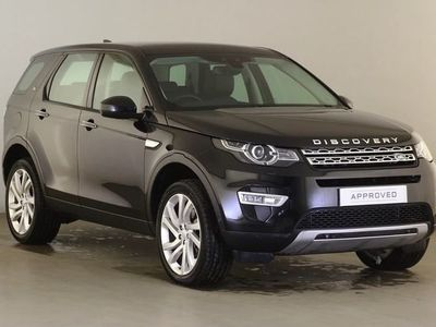 used Land Rover Discovery Sport 2.0 SD4 (240hp) HSE Luxury 5dr