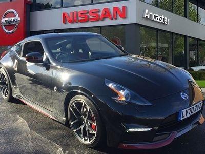 used Nissan 370Z 3.7 V6 [344] Nismo 3dr