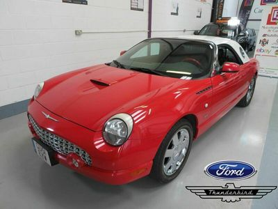 used Ford Thunderbird 4.2 2dr