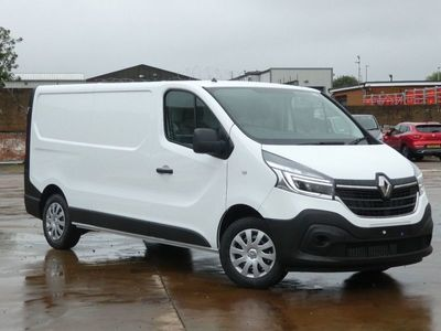 used Renault Trafic Ll30 Energy Dci 120 Business Van
