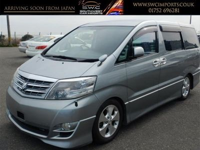used Toyota Alphard 3.0 MS Platinum Selection 2 - High Grade - Twin Power Doors - On Route