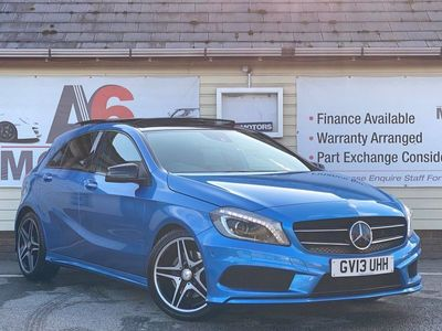 used Mercedes A250 A Class 2.0AMG Sport 7G-DCT 5dr