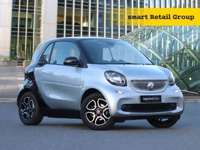 used Smart ForTwo Coupé 0.9 Turbo Prime Premium 2dr