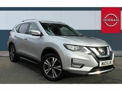 used Nissan X-Trail 1.6 dCi N-Connecta 5dr 4WD [7 Seat]