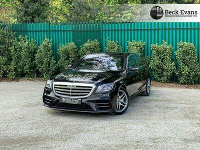 used Mercedes S500L S Class 3.0AMG LINE PREMIUM PLUS 4d 430 BHP PREMIUM PLUS PACKAGE