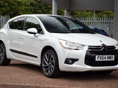 used Citroën DS4 2.0 HDi DSport 5dr