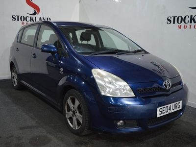 used Toyota Corolla Verso 2.0 D-4D T3 5dr
