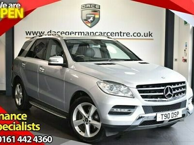 used Mercedes ML250 M-Class 2.1BLUETEC SPECIAL EDITION 5DR AUTO 204 BHP