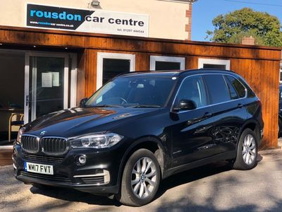 used BMW X5 3.0 30d SE Auto xDrive (s/s) 5dr