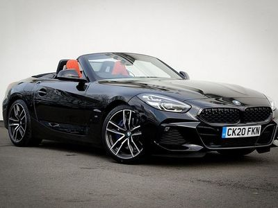 used BMW Z4 sDrive 30i M Sport 2dr Auto [Tech/Plus Pack]