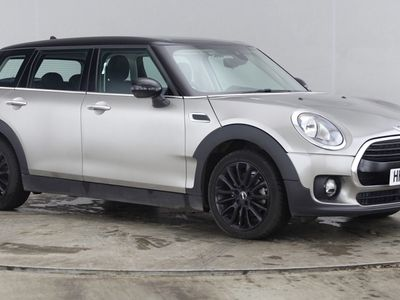 used Mini Cooper D Clubman 2.0 6dr