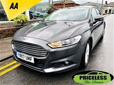 used Ford Mondeo 1.5 STYLE ECONETIC TDCI 5d 114 BHP 5-Door
