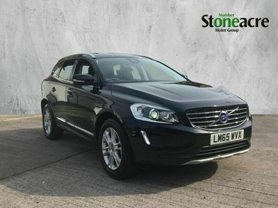 used Volvo XC60 D5 SE LUX NAV AWD 2.4 D5 SE Lux Nav SUV 5dr Diesel Geartronic AWD (s/s) (149 g/km, 220 bhp)