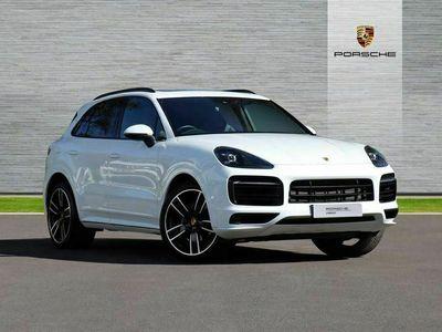 used Porsche Cayenne 5dr Tiptronic S estate