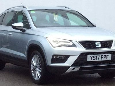 used Seat Ateca 2.0 TDI Xcellence 5dr 4Drive