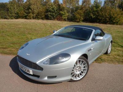 used Aston Martin DB9 5.9 Volante Convertible 2d 5935cc seq