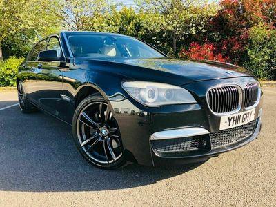 used BMW 730L 7 Series 3.0 d M Sport 4dr