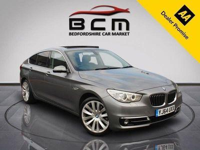 used BMW 530 Gran Turismo 5 SERIES 3.0 D LUXURY 5d 255 BHP