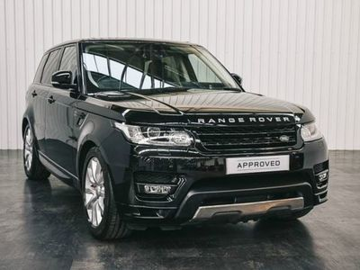 used Land Rover Range Rover Sport 5.0 V8 S/C Autobiography Dynamic 5dr Auto
