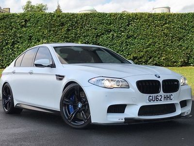 used BMW M5 5 SeriesM PERFORMANCE EDITION 4.4 4dr