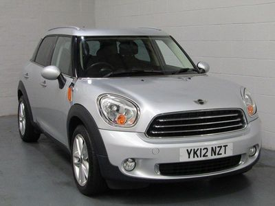 used Mini Cooper D Countryman 1.6 5dr