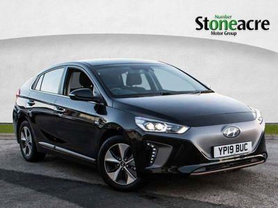 used Hyundai Ioniq 28kWh Premium Hatchback 5dr Electric Auto (120 ps)