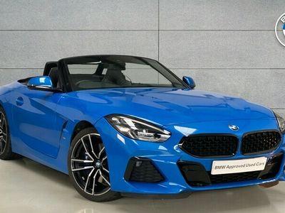 used BMW Z4 sDrive20i M Sport