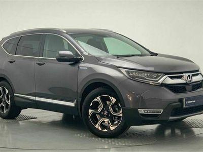 used Honda CR-V 2.0 h i-MMD SR eCVT (s/s) 5dr Service Plan till 2024 SUV 2019