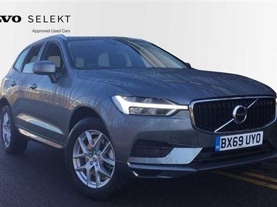 used Volvo XC60 T5 AWD Momentum Automatic (SAT NAV, LEATHER SEATS) 2.0 5dr