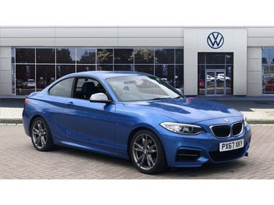 used BMW M240 2 Series2dr [Nav] Step Auto Petrol Coupe