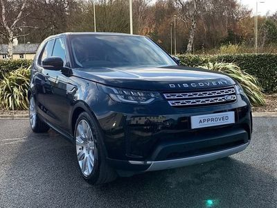 used Land Rover Discovery 2018 Elgin SDV6 HSE LUXURY