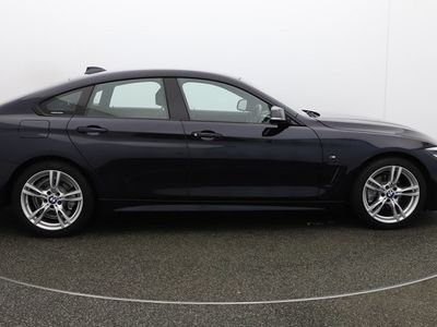 used BMW 420 Gran Coupé 4 Series D M SPORT Coupe 2017