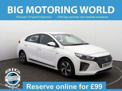 used Hyundai Ioniq PREMIUM for sale | Big Motoring World