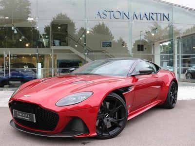 used Aston Martin DBS Superleggera