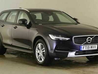 used Volvo V90 CC T5 AWD Cross Country (Adaptive Cruise Control, Sensus Navigation)