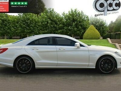 used Mercedes CLS63 AMG AMG Coupe 2013
