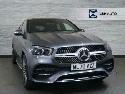 used Mercedes GLE400 D 4MATIC AMG LINE PREMIUM PLUS