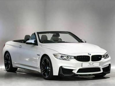 used BMW M4 M4 CONVERTIBLE2dr DCT 3.0