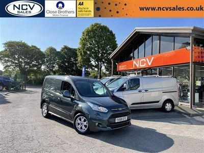 used Ford Transit Connect 200 LIMITED VAN L1 SWB
