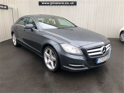 used Mercedes CLS250 CLSCDI BlueEFFICIENCY 4dr Tip Auto