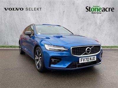 used Volvo V60 2.0 D3 [150] R DESIGN Plus 5dr Auto