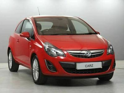 used Vauxhall Corsa 1.7 CDTi ecoFLEX SE 3dr