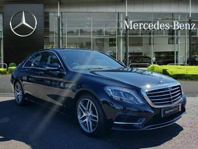 used Mercedes S350 D AMG LINE EXECUTIVE