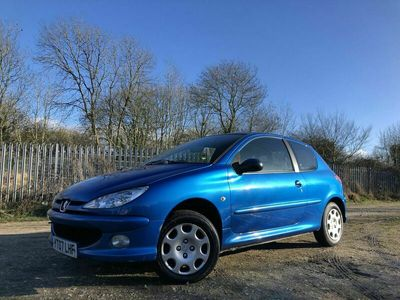 used Peugeot 206 1.4 Look 3dr