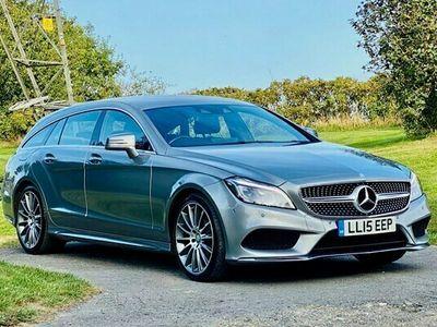 used Mercedes CLS220 CLSBLUETEC AMG LINE 5-Door