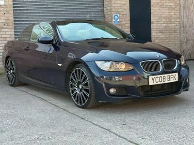used BMW 325 3-Series Convertible d M Sport 2d Step Auto
