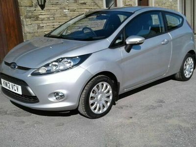used Ford Fiesta 1.4 Edge 3dr