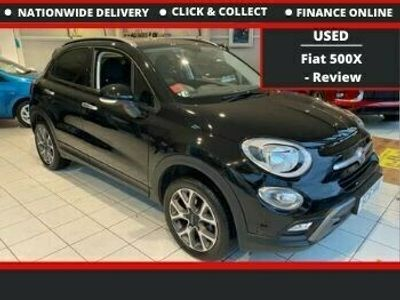 used Fiat 500X 1.4 Multiair Cross 5dr DDCT