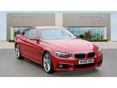 used BMW 440 4 Series i M Sport 2dr Auto [Professional Media] Petrol Coupe